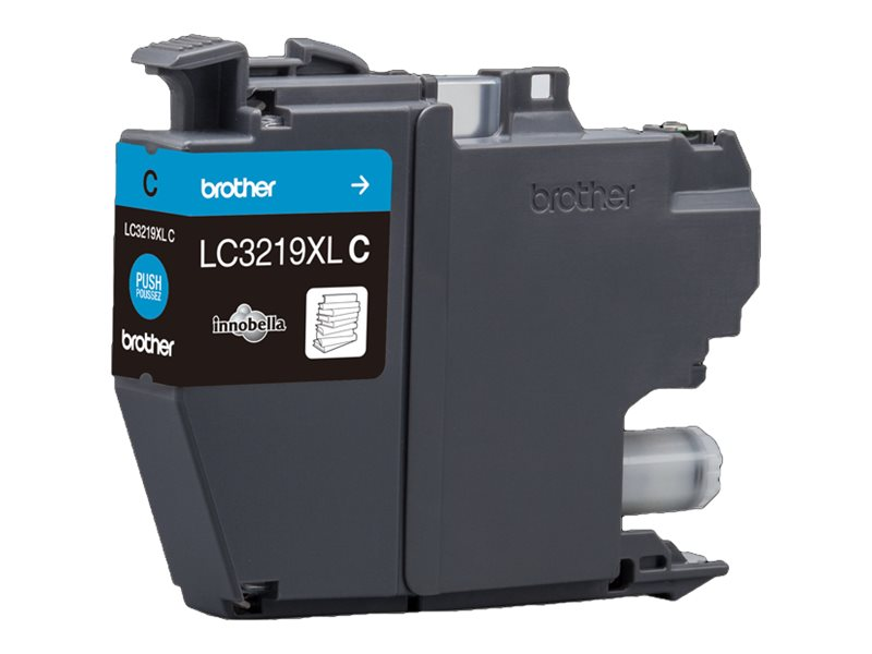 Brother BK HY Cyan Cartridge LC3219XLC