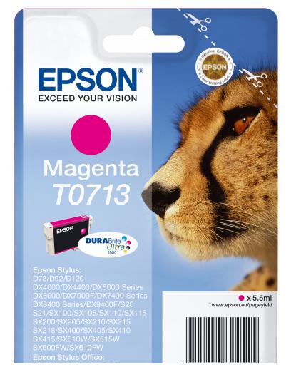 Epson DURABrite Ink Cart Mag T07134012
