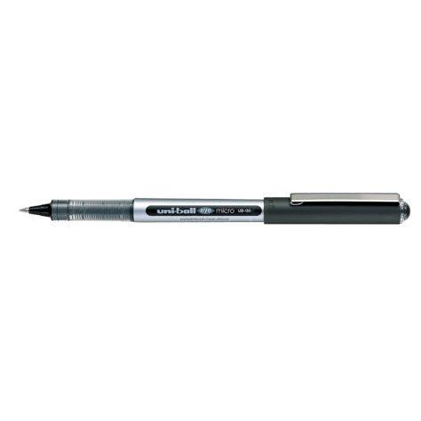 Uni-Ball UB-150 Eye Micro Fine Blister Black PK3