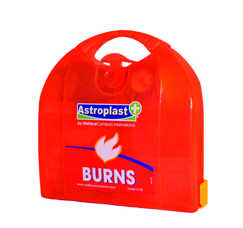 Astroplast Piccolo Burns Kit Red