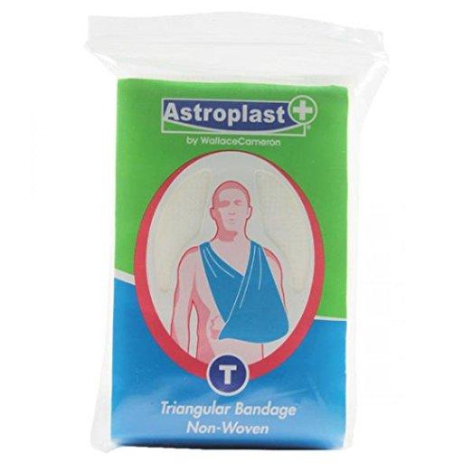 Astroplast Triangular Bandages White Pk4