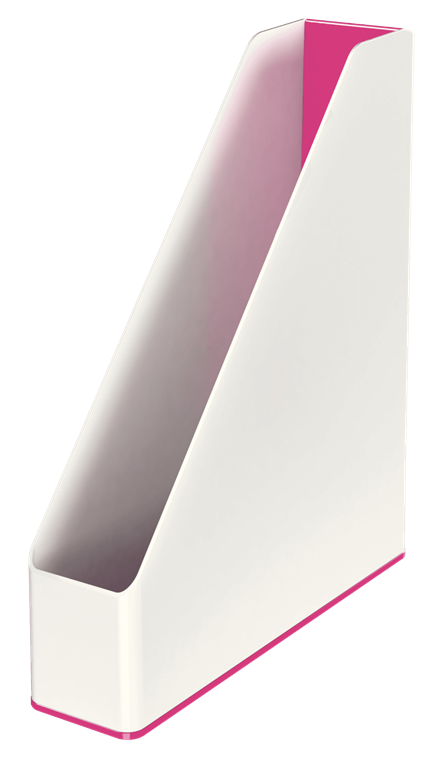Leitz WOW Duo Colour Mag File A4 PK