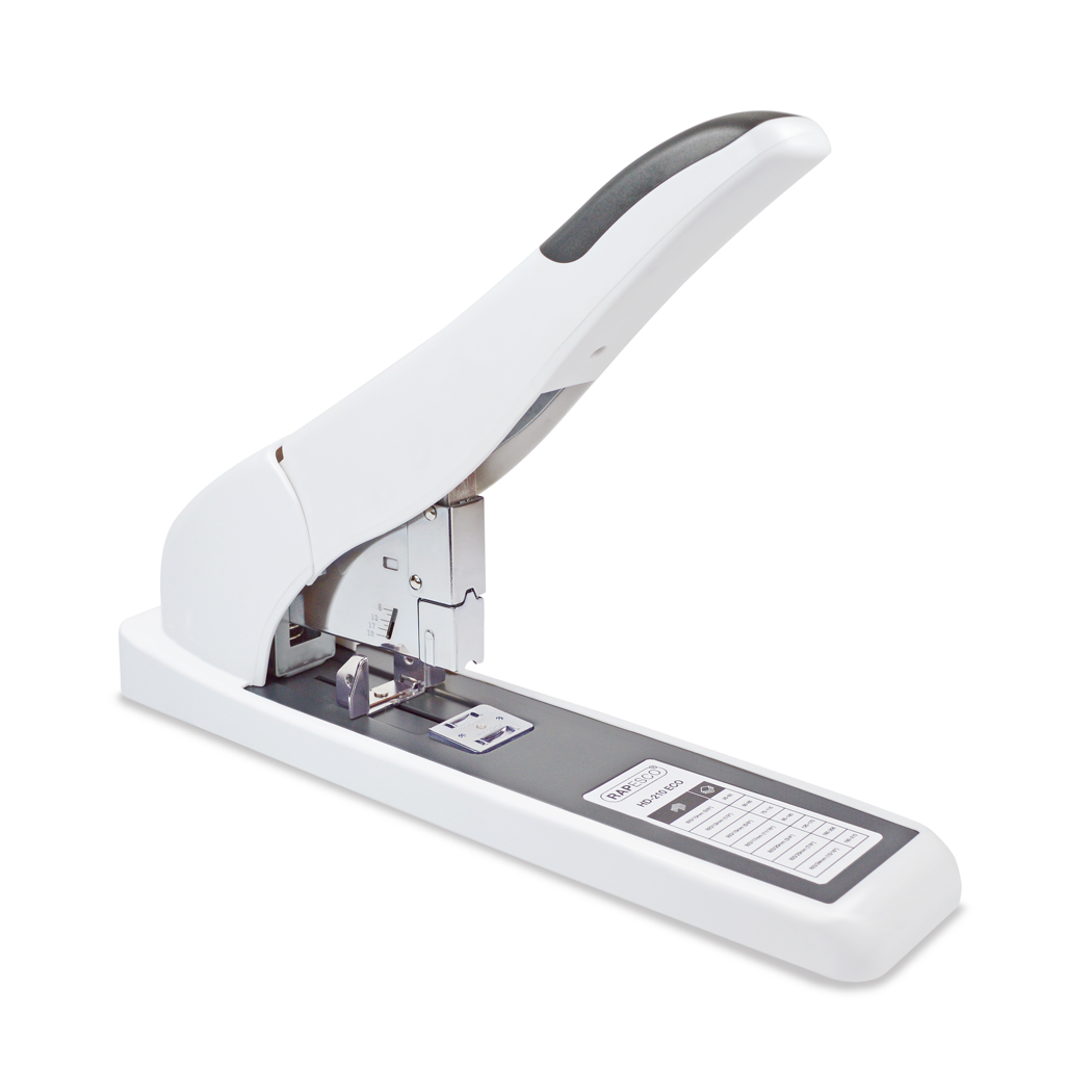 Rapesco ECO HD-210 Heavy Duty Stapler soft white