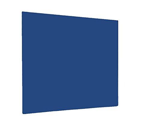 Magiboards Blue Felt Noticeboard Unframed 2400x1200mm