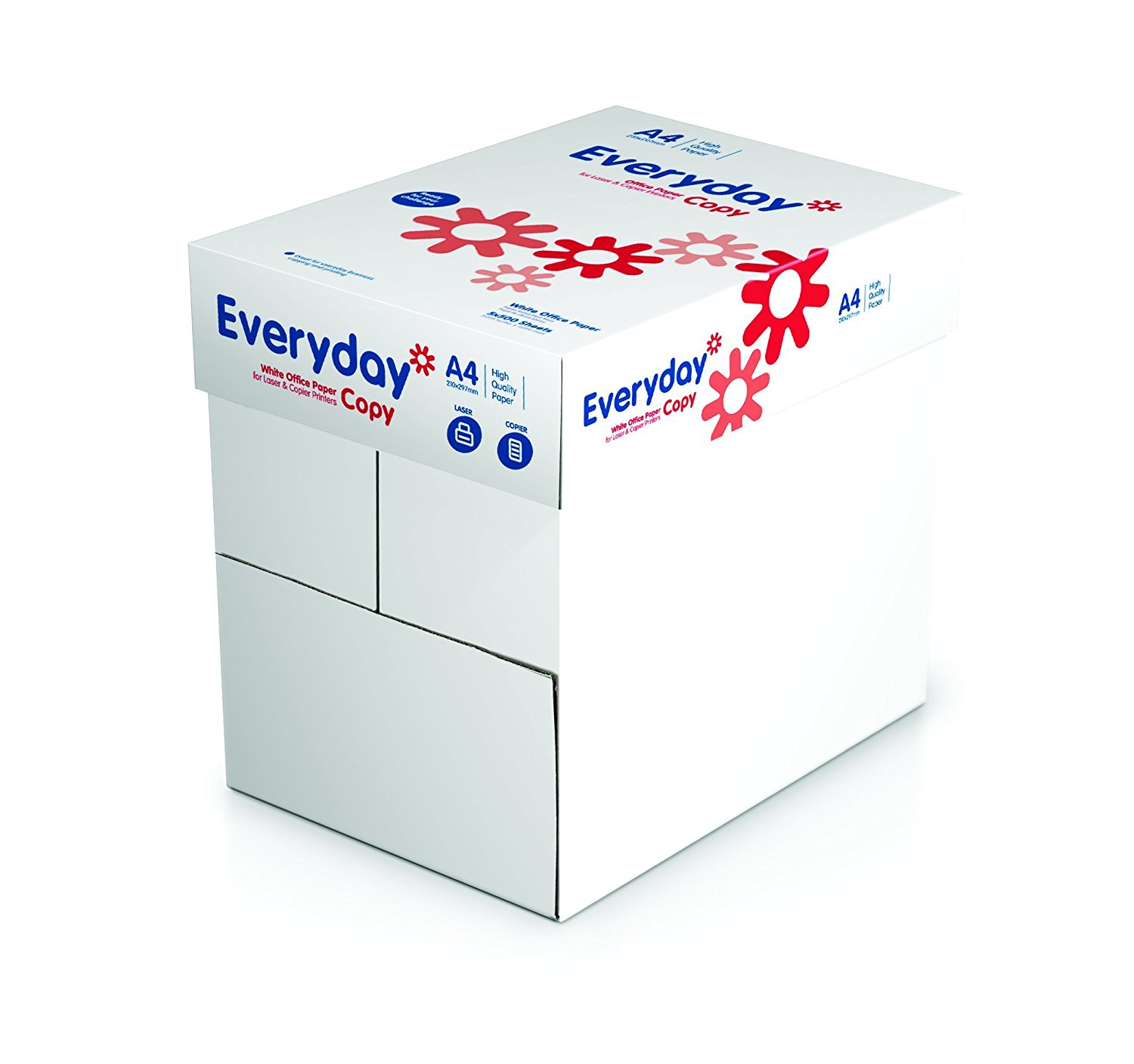 Everyday 80gsm A4 BX10 reams