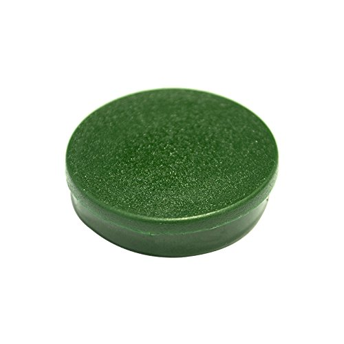 Magnets Bi-Office Round Magnets 10mm Green PK10