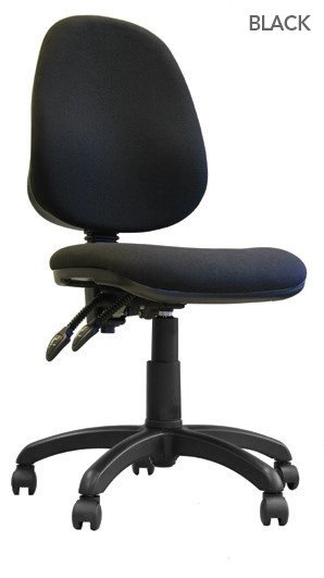 Java 200 High Back Operator Chair Black
