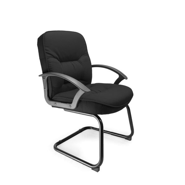 Cantilever Framed Visitors Chair BK