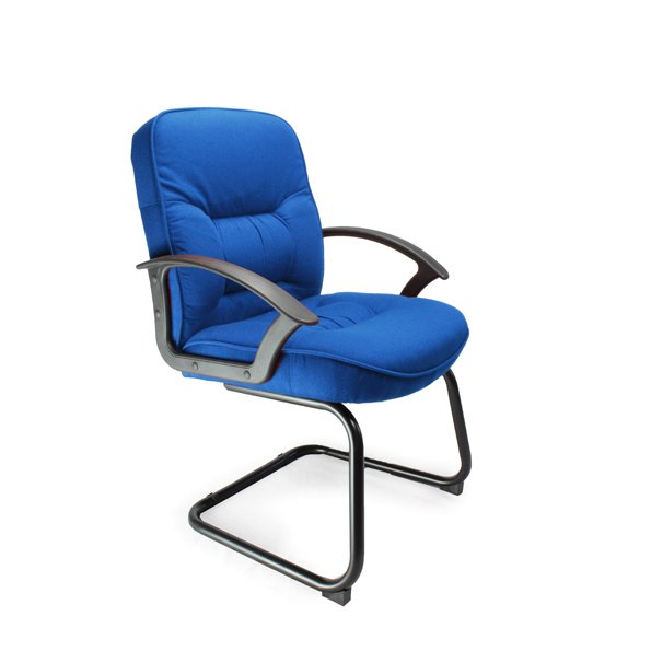 Cantilever Framed Visitors Chair Bl