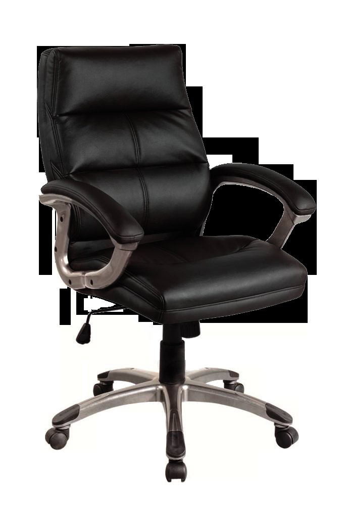 Gnwich Pu Managers Chair BK
