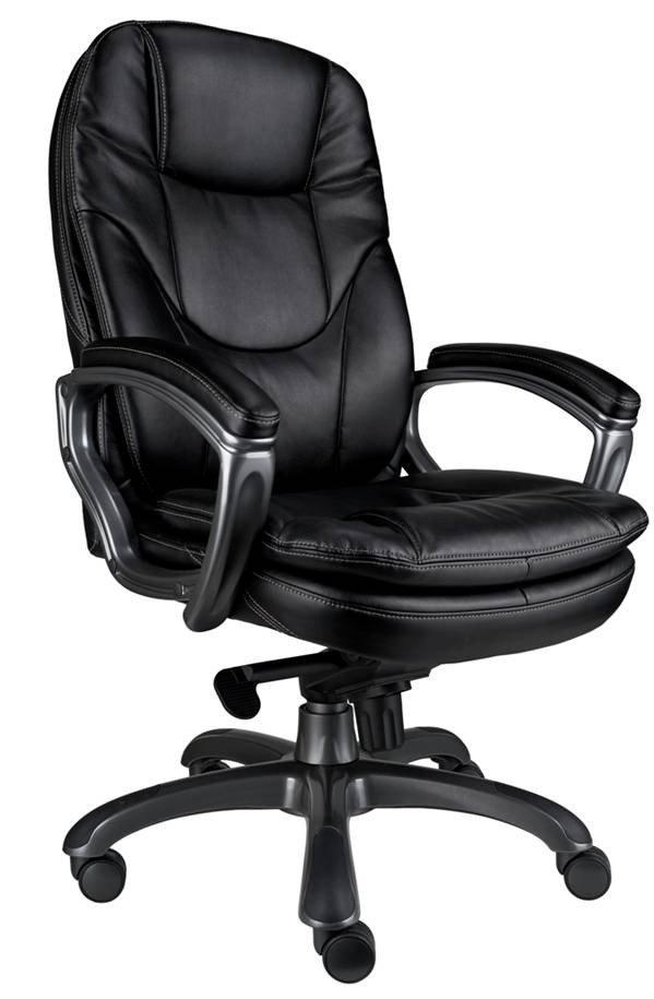 Kiev Leather Executive Chair BK