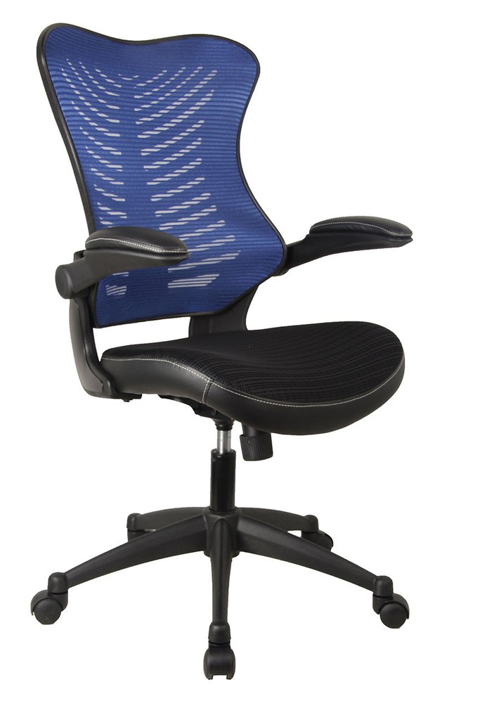 Mercury 2 Executive Mesh Chair Blue