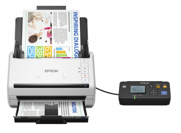 Epson WorkForce DS530N Sheetfed Scanner