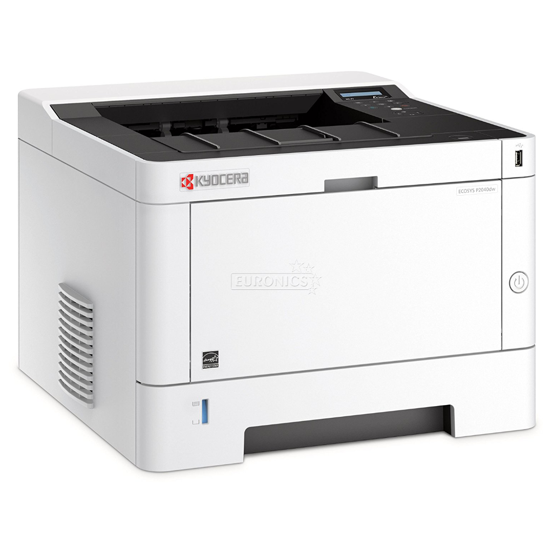 Laser Printers Kyocera P2040DN A4 Mono Laser Printer