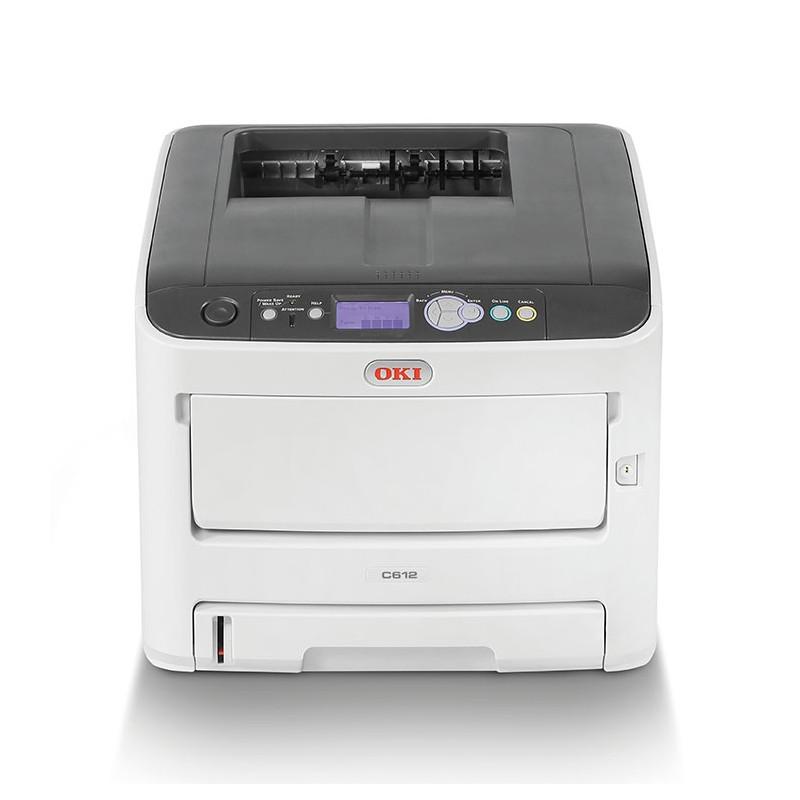 Laser Printers OKI C612DN A4 Colour Laser Printer