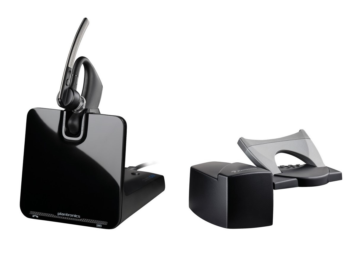 Plantronics Voyager Legend CS Headset System and HL10 Lifter