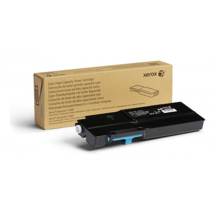 XEROX 106R03518 C400 CYAN HI CAP 4.8K