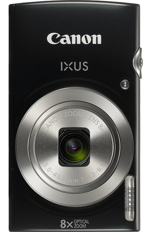 Canon IXUS 185 Camera Kit  Black
