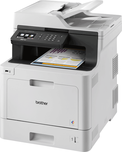 Laser Printers Brother Mfcl8690Cdw A4 Colour Laser Printer