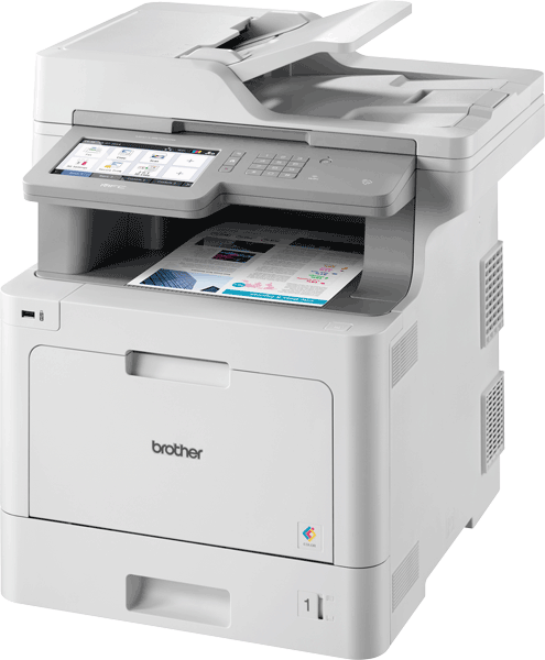 Laser Printers Brother MFCL9570CDW Laser Multifunction Printer