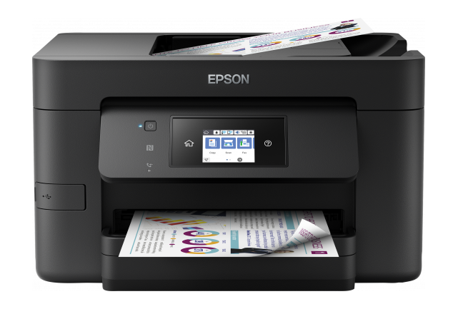 Multifunctional Machines Epson WorkForce Pro 4720 4 in 1 Printer