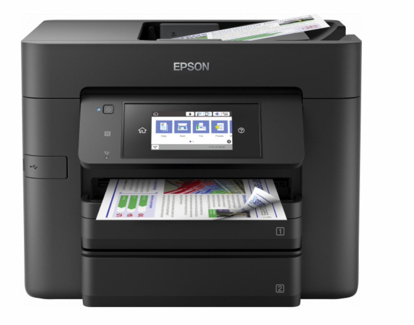 Laser Printers Epson WorkForce Pro 4740DTWF 4 in 1 MFC