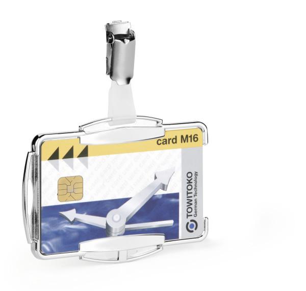Durable Security CardHldr RFID Mono PK10