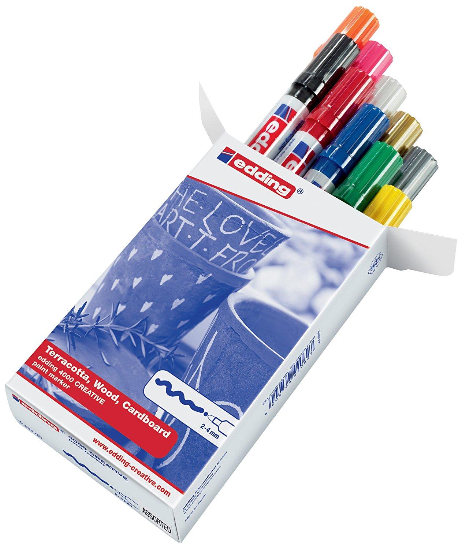 Edding 4000 Paint Marker ASTD PK10