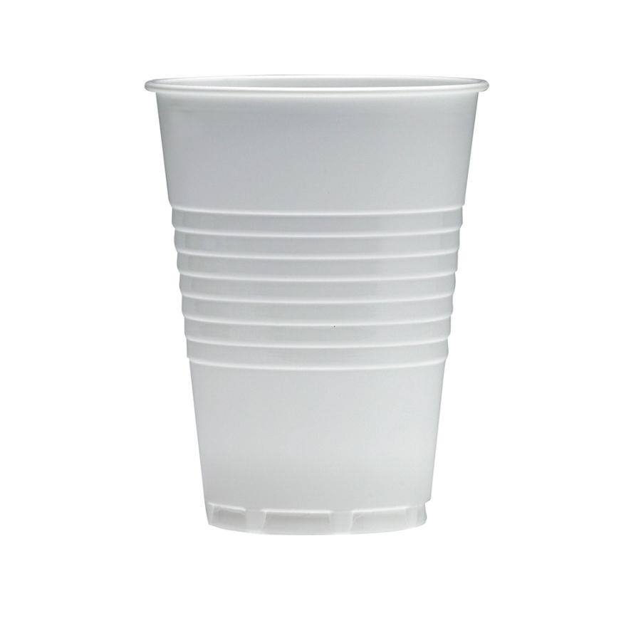 7oz White Drinking Cups PK2000