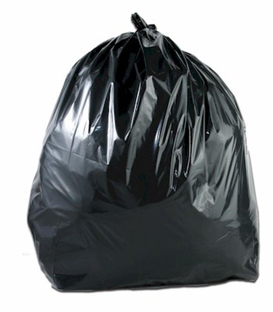 Bin Bags & Liners ValueX Heavy Duty Black Refuse Sack (Pack 200)
