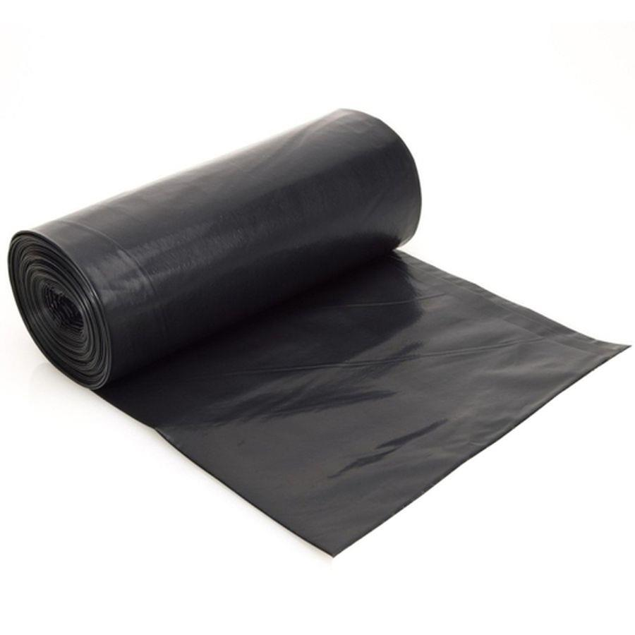 Bin Bags & Liners ValueX Xtra Heavy Duty Refuse Sack Black (Pack 200)
