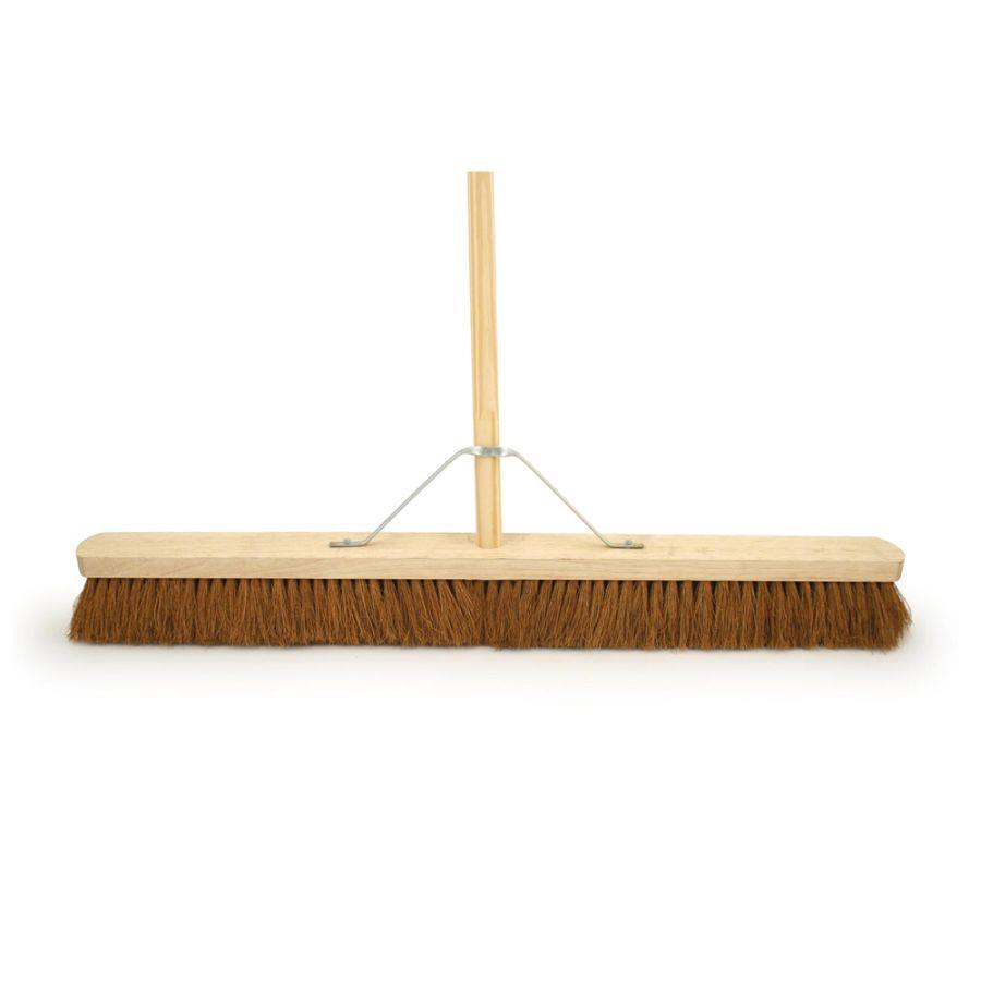 Mops & Buckets ValueX 36 inch Coco Brush Complete
