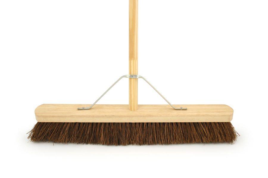 Mops & Buckets ValueX 24 inch Platform Stiff Brush Complete