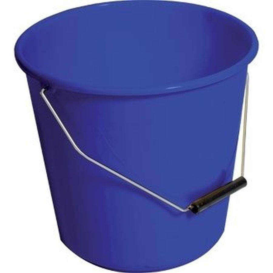 10Ltr Blue Bucket
