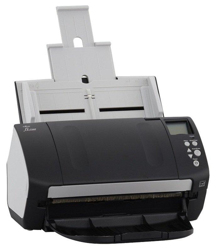 Scanners Fujitsu FI7140 A4  Document Scanner