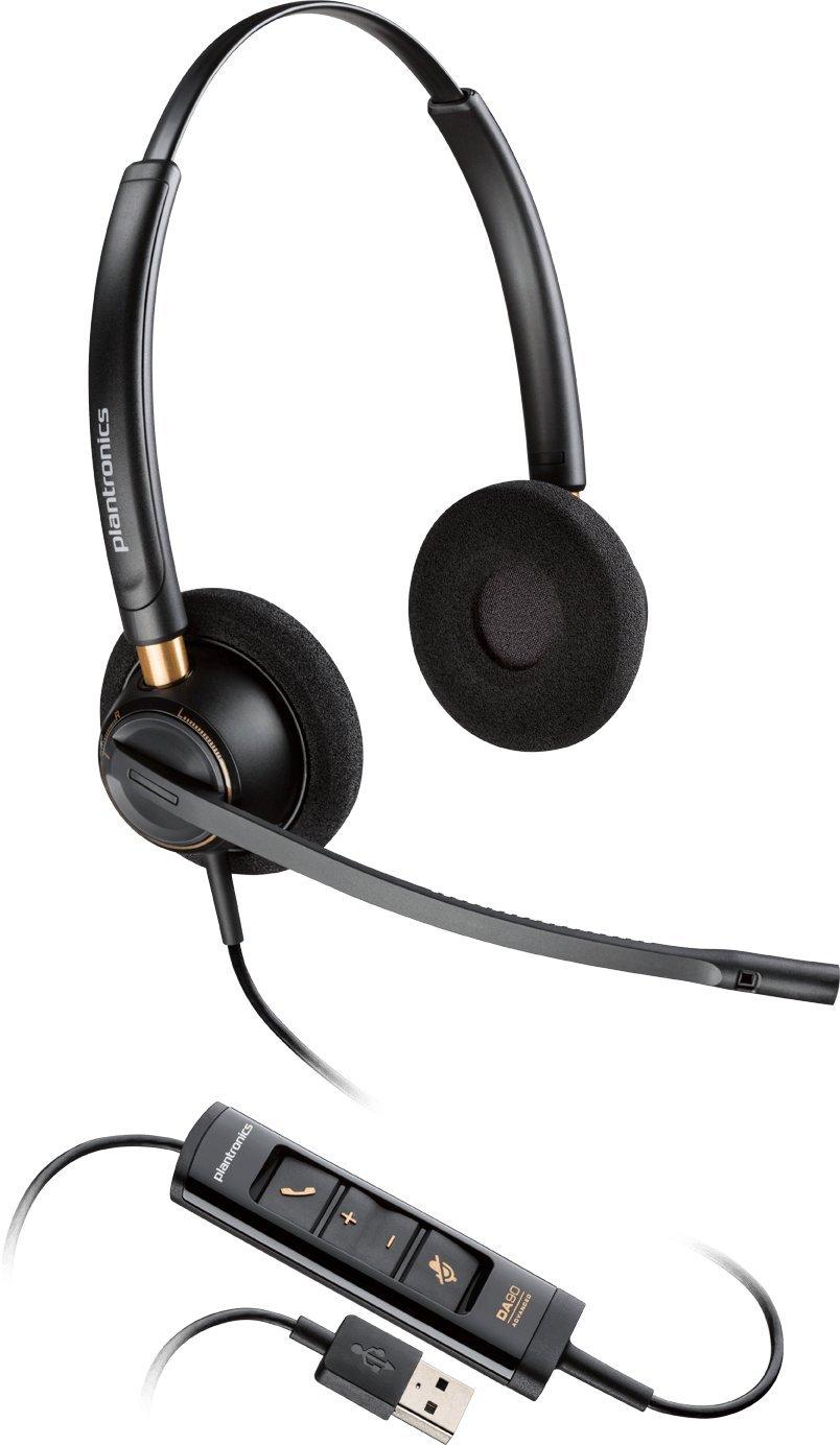 Headsets Plantronics EncorePro HW525 Binaural Headset