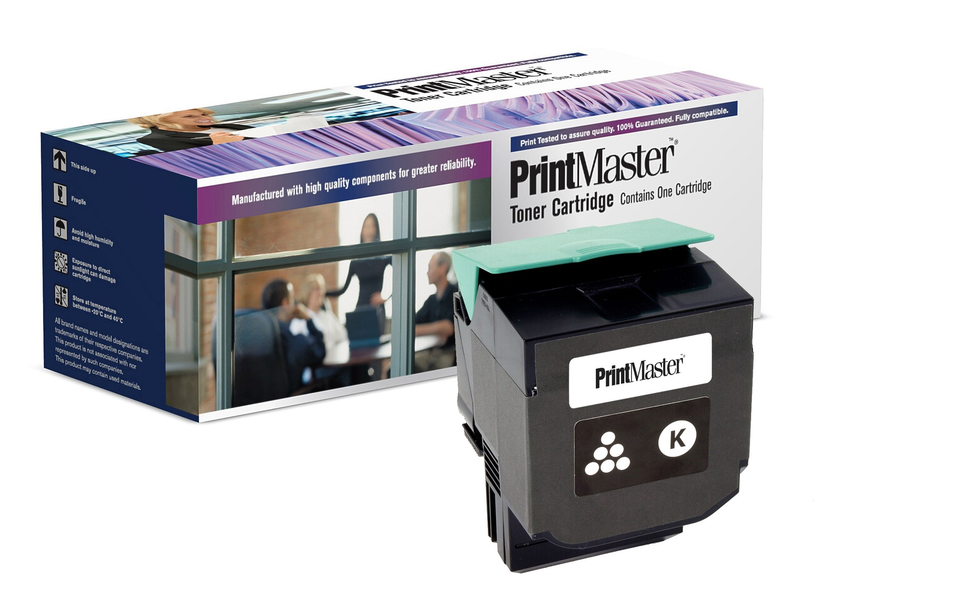 PrintMaster C540 High Capacity Black Toner