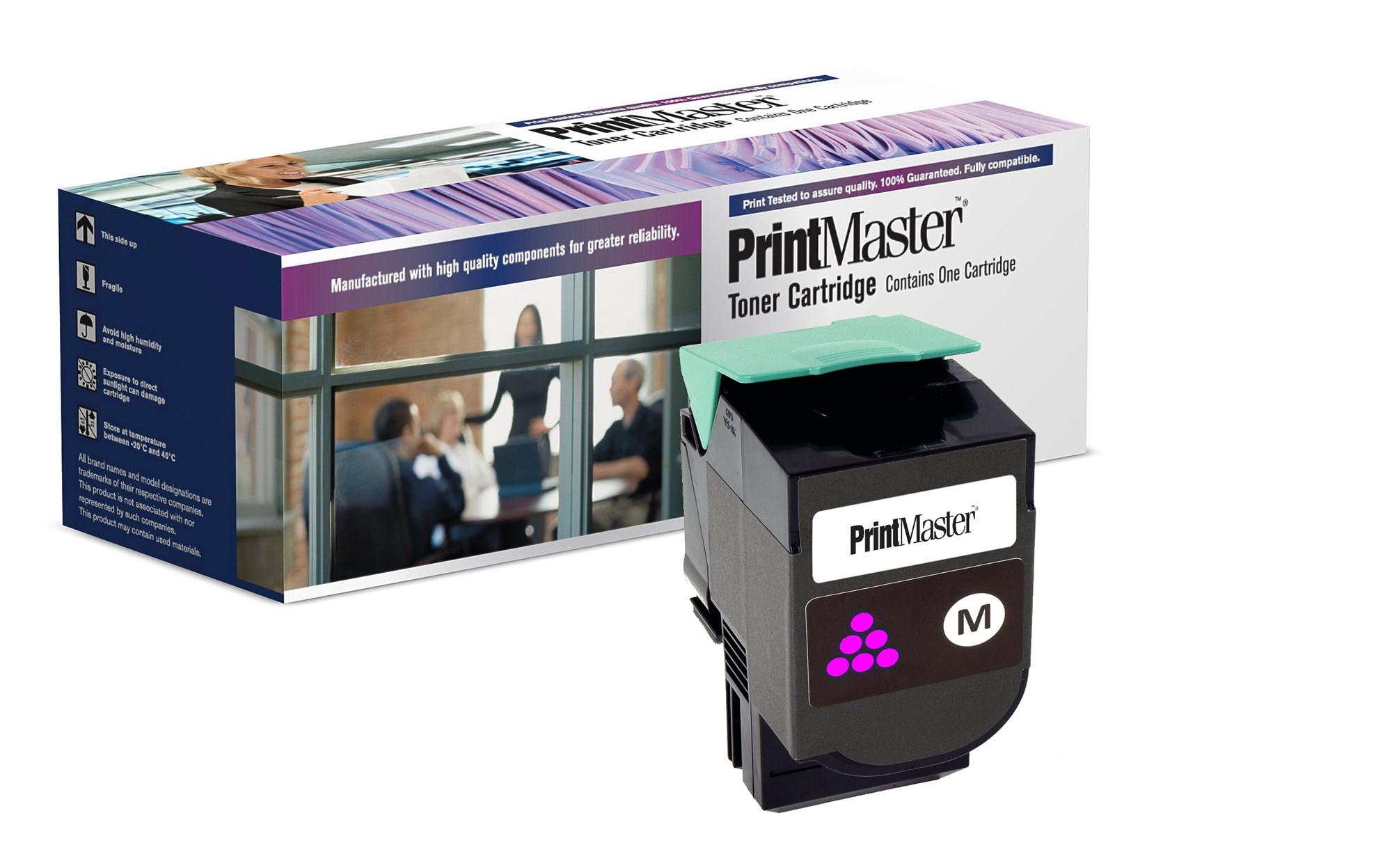 PrintMaster C540 High Capacity Magent Toner
