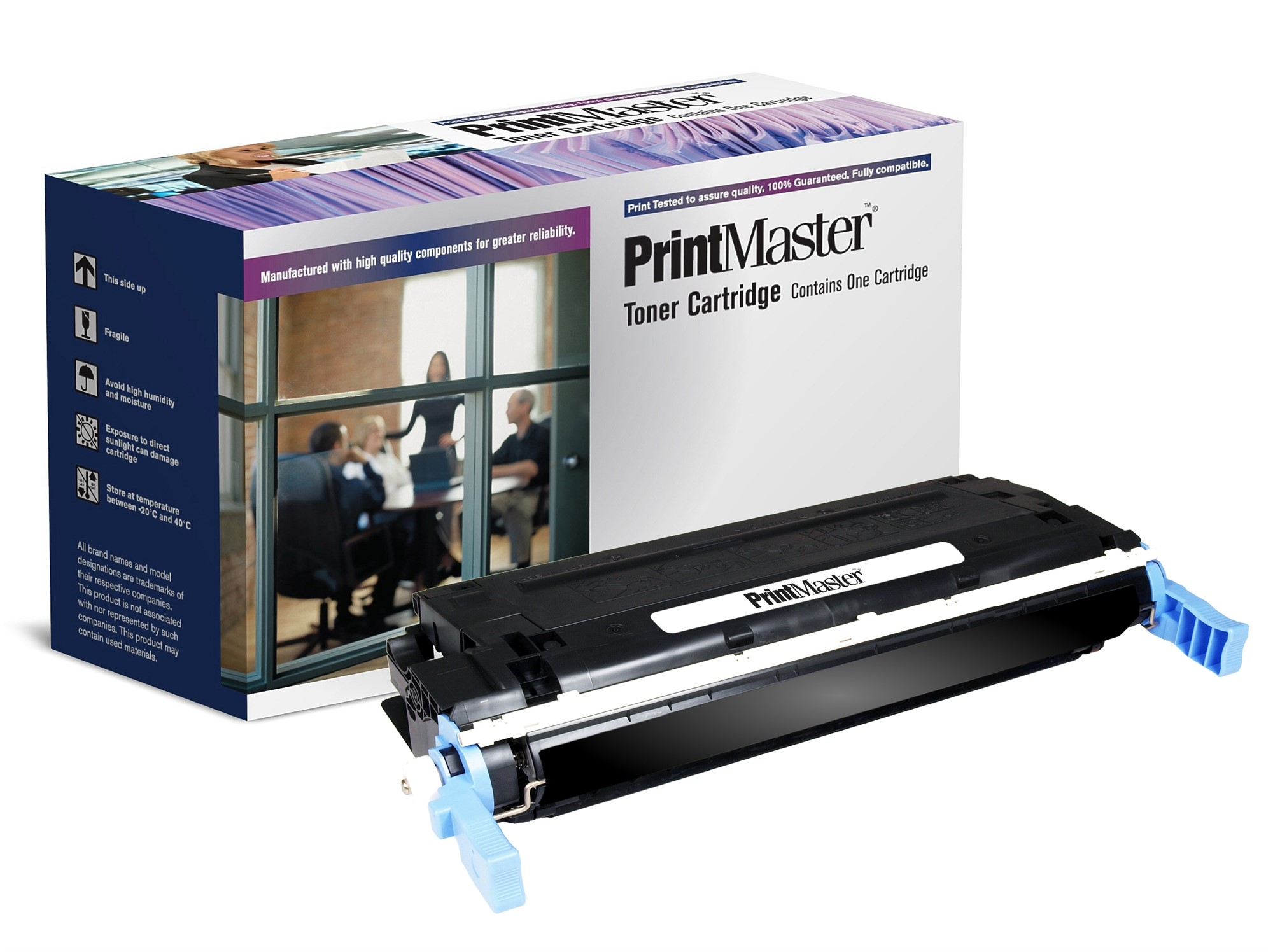 PrintMaster 4600/4650 Black Toner C9720A