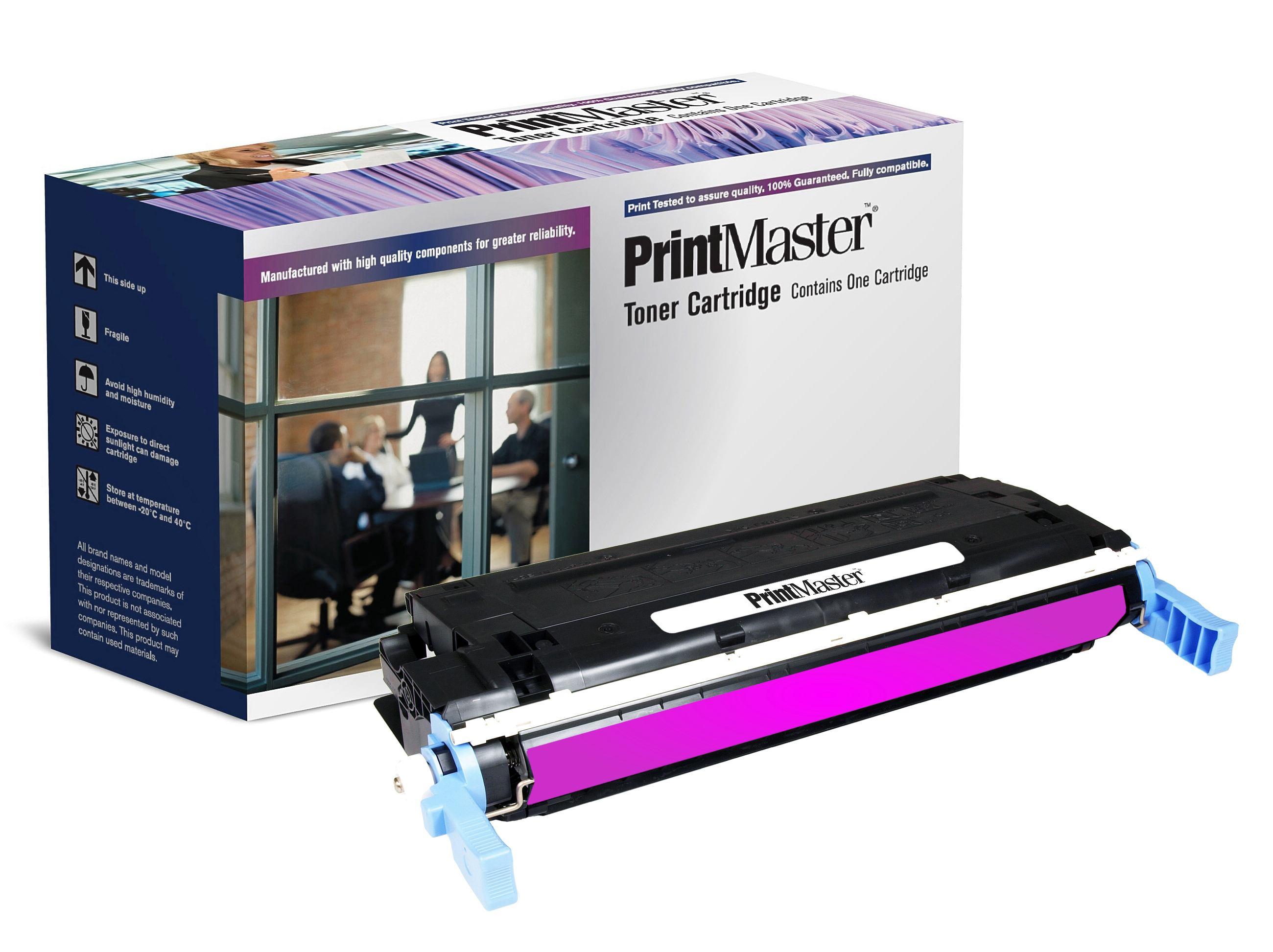 PrintMaster HP 4600/4650 Magenta C9723A