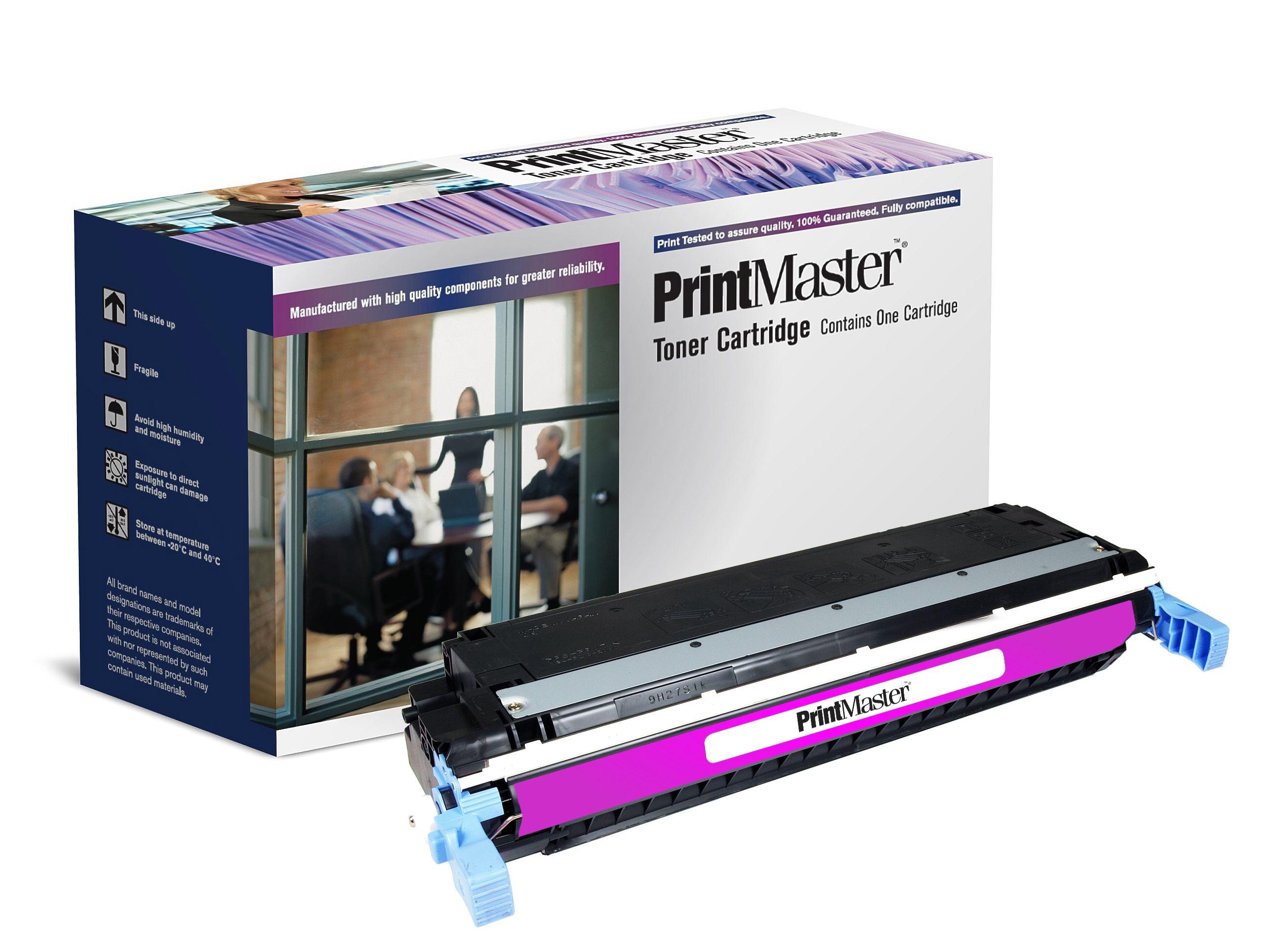 PrintMaster HP 5500 Magenta C9733A