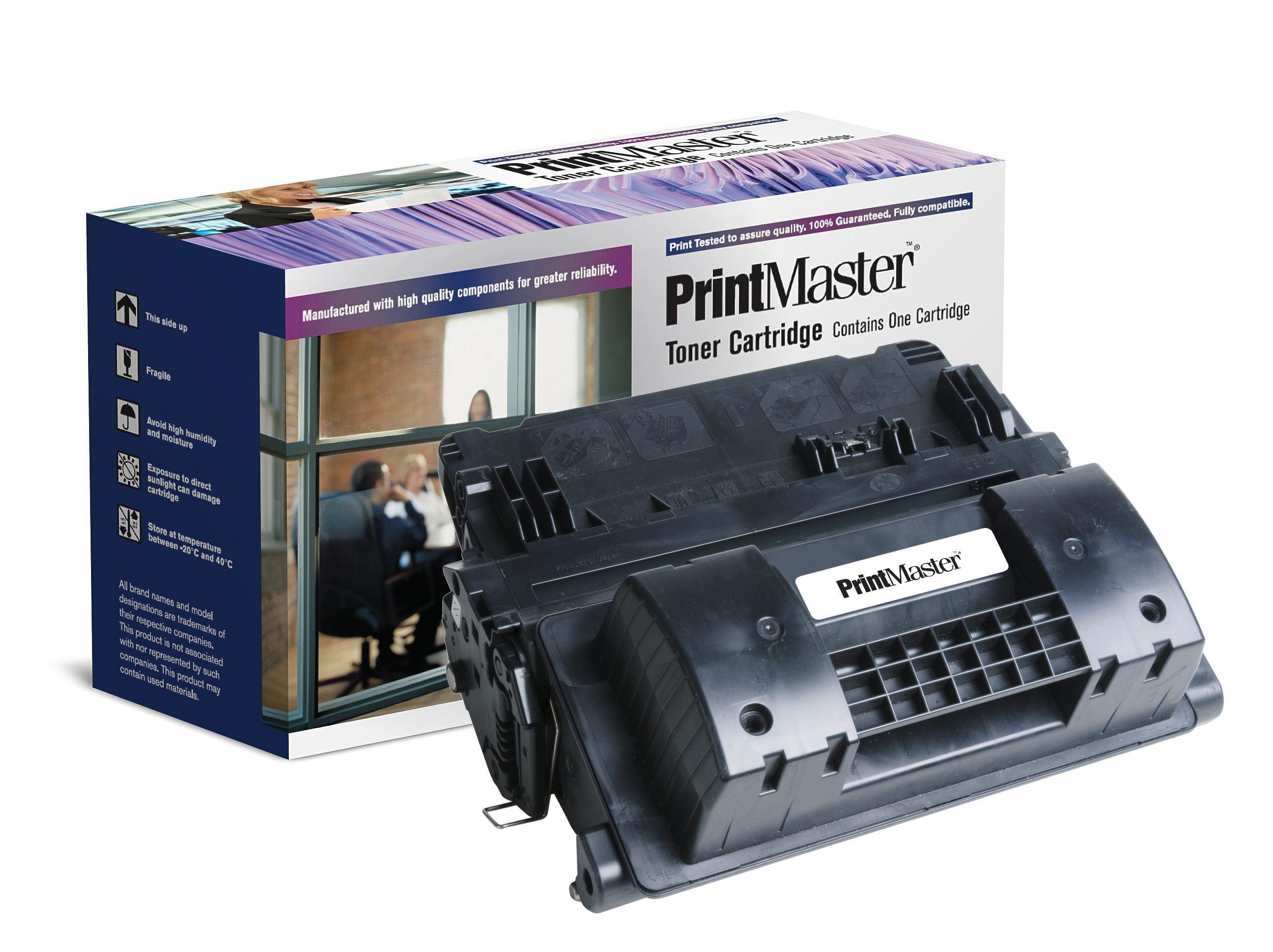 PrintMaster HP P4015/4515 Black CC364X