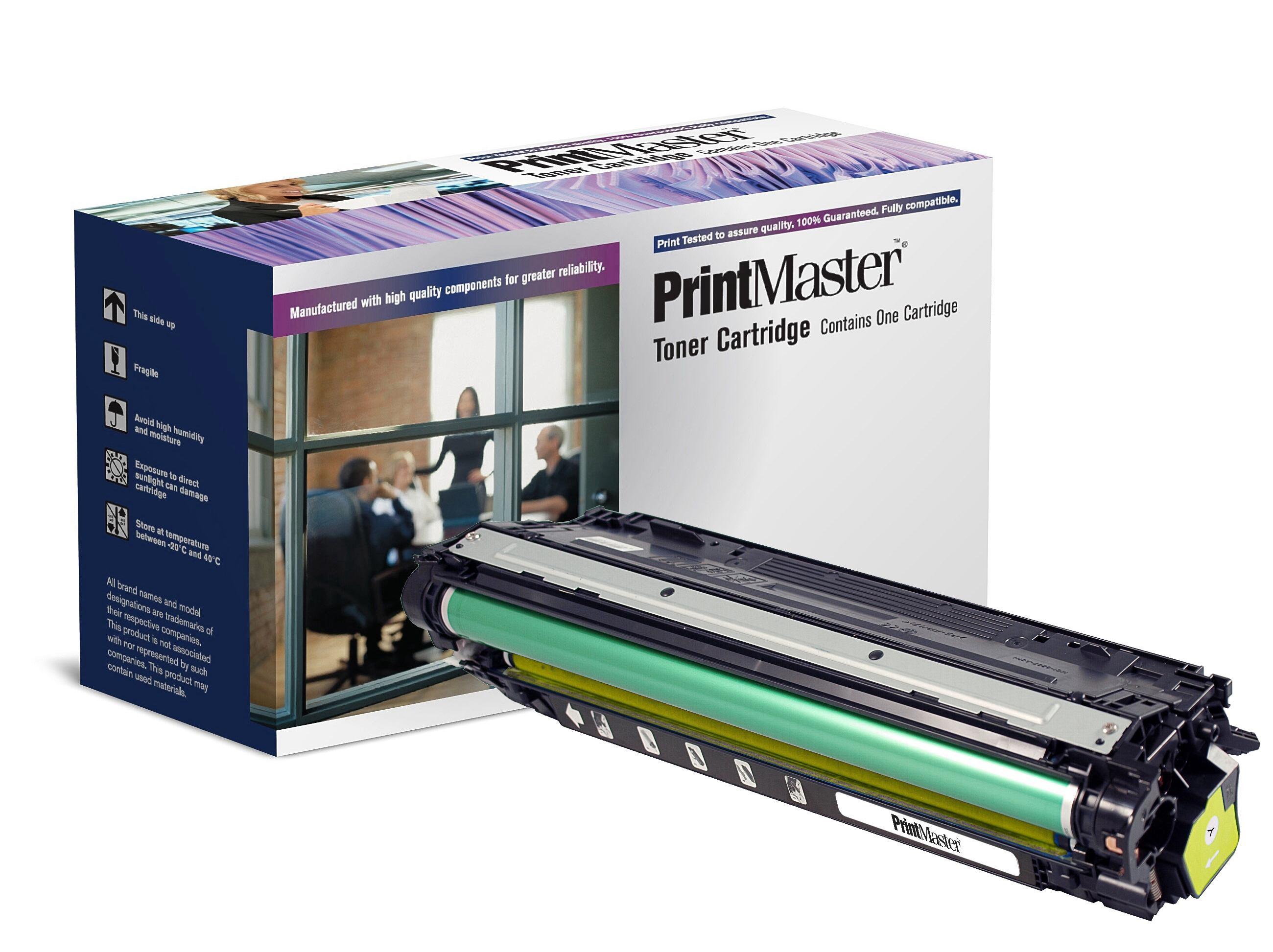 PrintMaster Yellow Toner LJ 5525