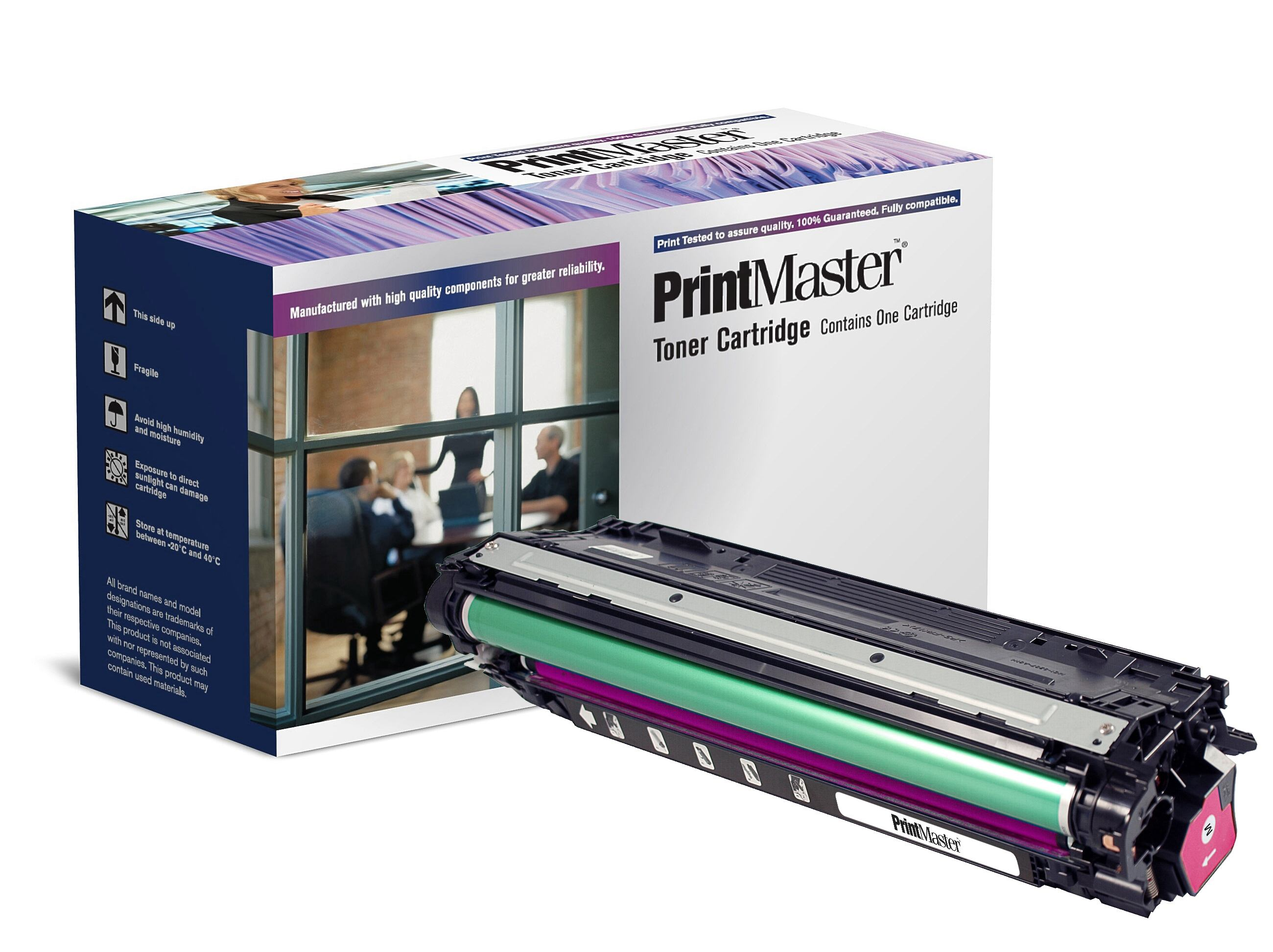 PrintMaster Magenta Toner LJ 5525