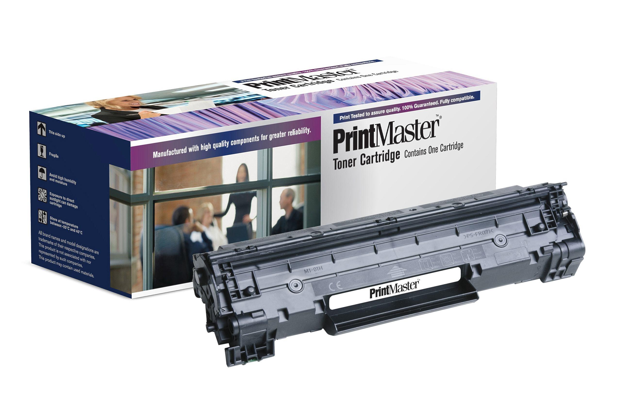 PrintMaster HP 1606 Black Toner Ce278A