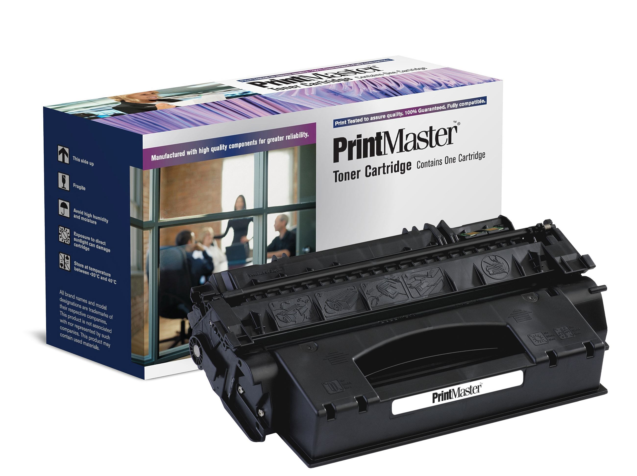 PrintMaster HP P2055 Toner Cartridge CE505X