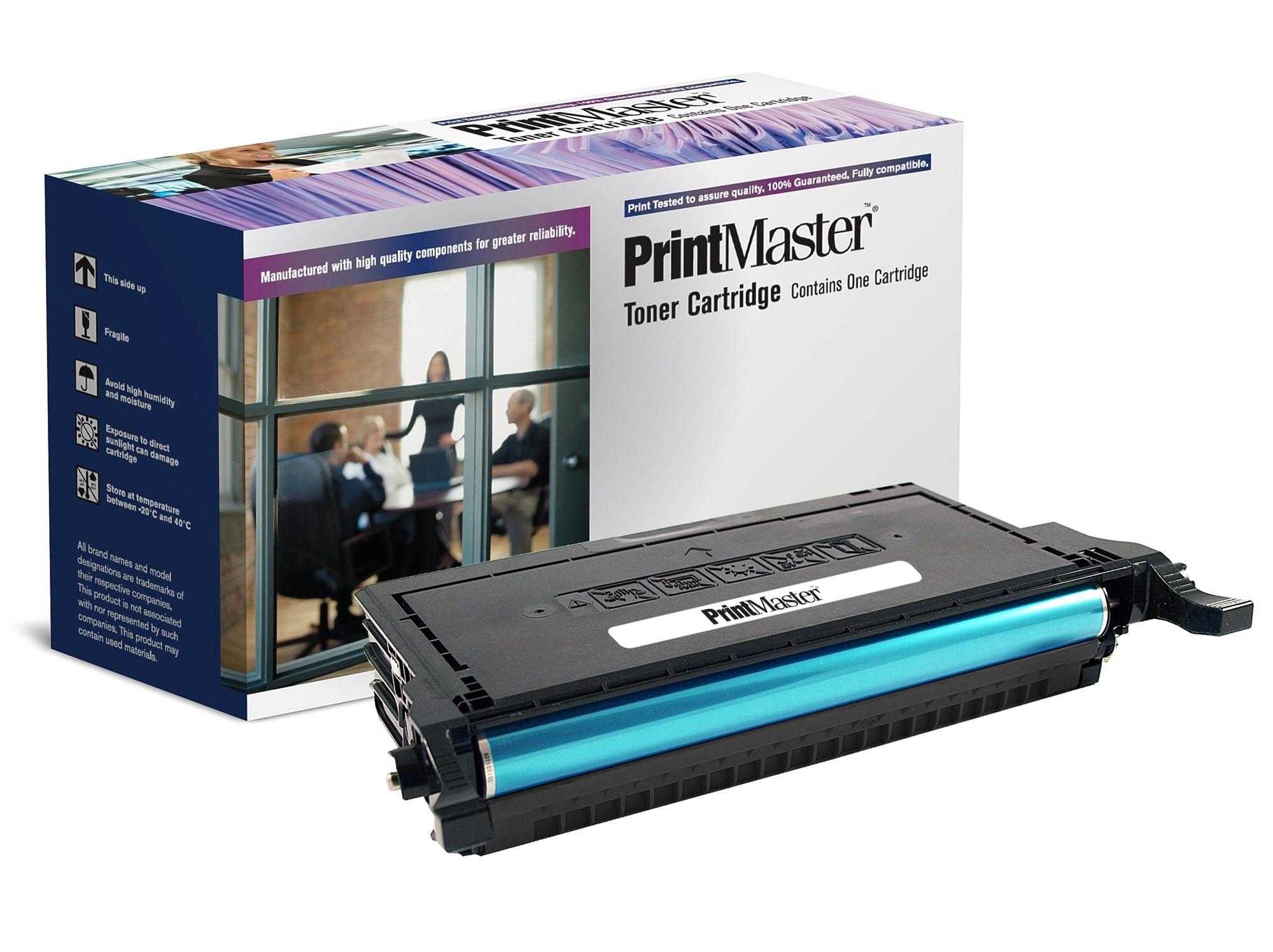 PrintMaster CLP-620/670 Black Toner 5K