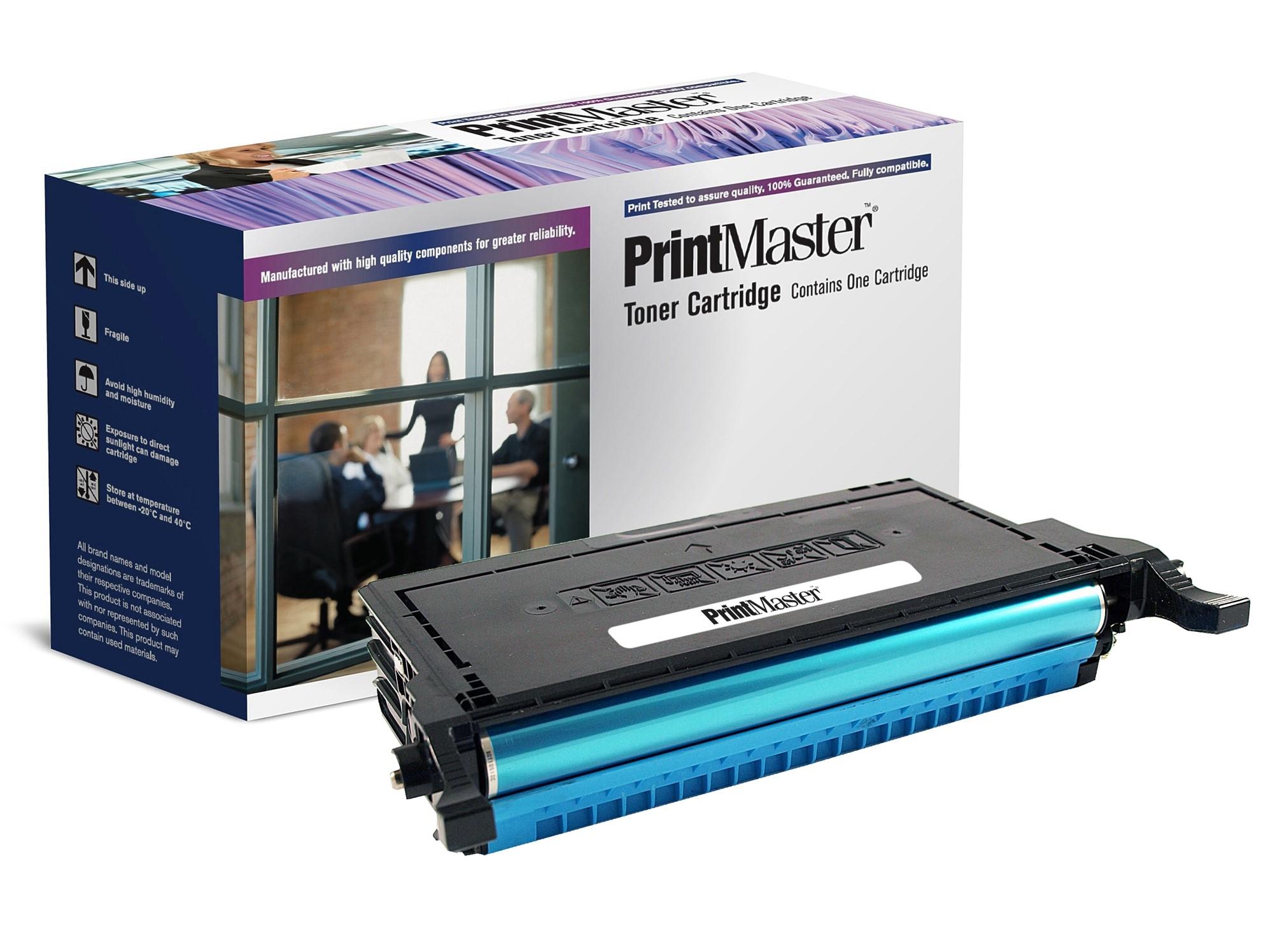 PrintMaster CLP-620/670 Magenta 4K