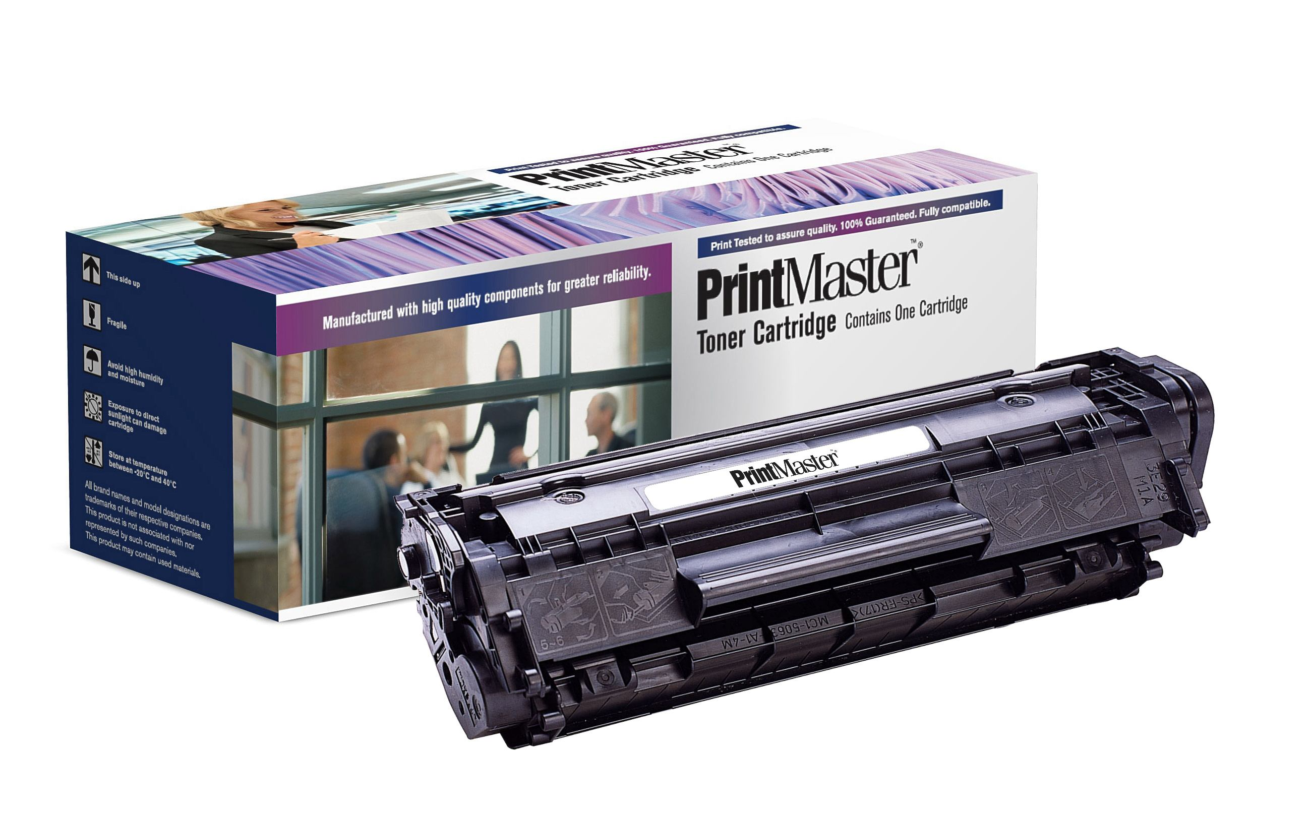 PrintMaster HP Laser 1010/1012 Q2612A