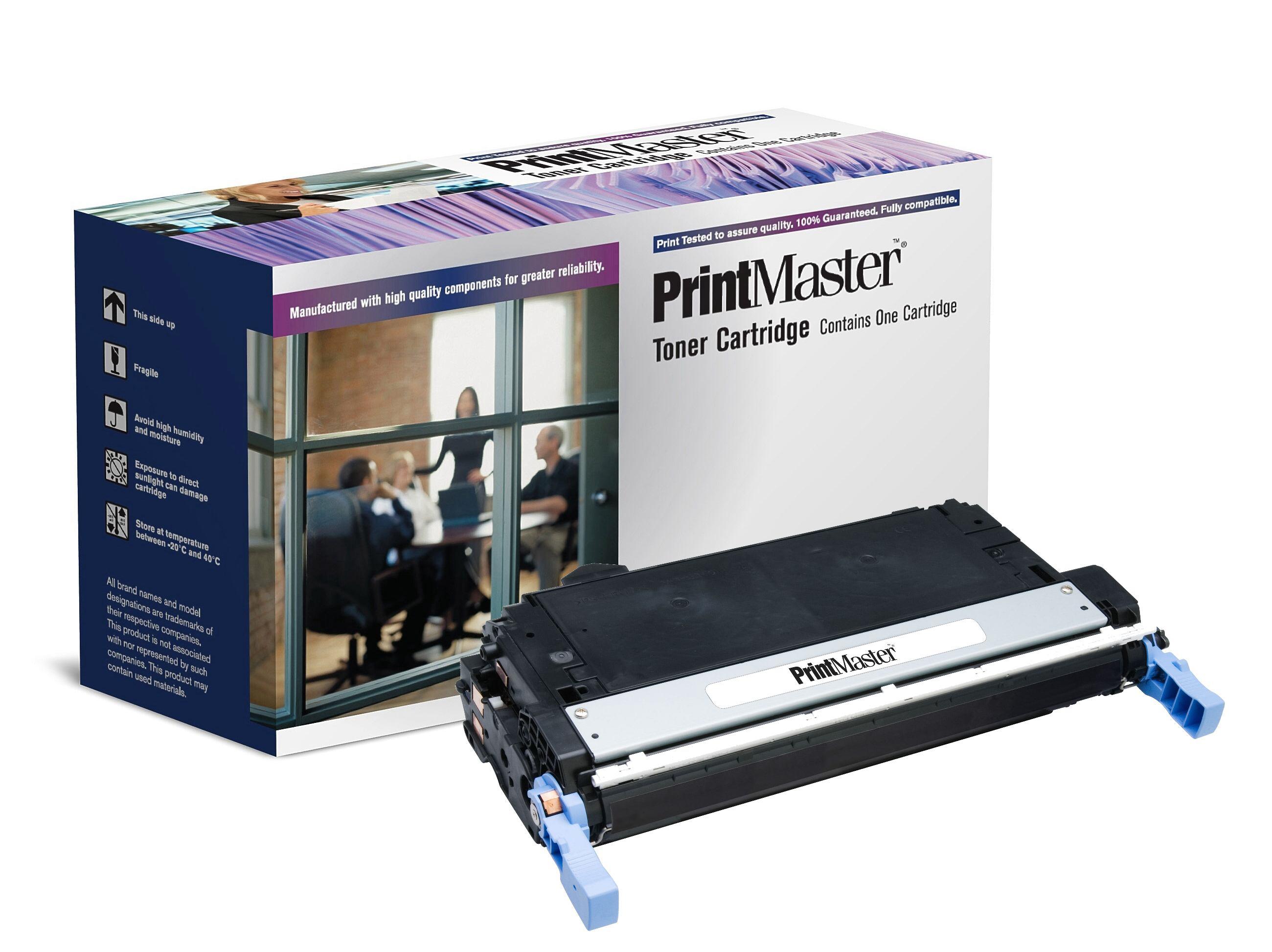 PrintMaster HPLJ 4700 Black 11K Q5950A